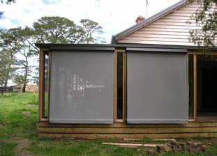 Gazebo Blinds Custom Built Gazebos