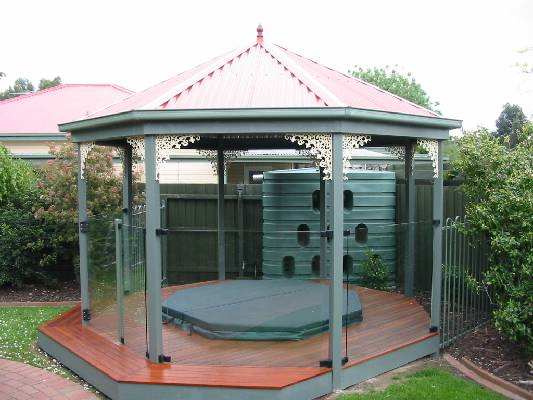 Spa Gazebos My Cms