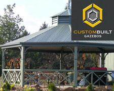 About Custom Built Gazebos