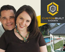 Custom Built Gazebos - our key to success are our customers